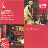Mozart, Beethoven, Schumann, Brahms: Chamber Music