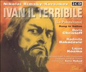 Rimsky-Korsakov: Ivan Il Terribile (La Pskovitana)