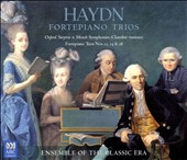 Haydn: Piano Trios Nos. 12, 14 & 18 / Ensemble of the Classic Era