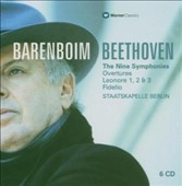 Beethoven: The Nine Symphonies; Overtures; Etc.