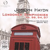 Haydn: London Symphonies 2 (Bonus Cd)