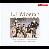 E.J. Morean: Complete Solo Songs