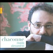 Chaconne / Rinaldo Alessandrini, Harpsichord