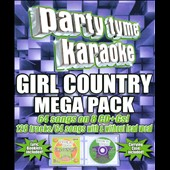 Karaoke: Party Tyme Karaoke - Girl Country Mega Pack