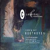 Beethoven: Early String Quartets op 18 / Melos Quartet