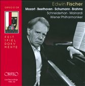 Edwin Fischer Plays Mozart, Beethoven, Schumann, Brahms
