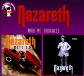 Nazareth: Move Me/Boogaloo [Digipak]