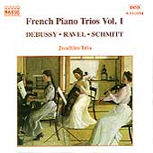 French Piano Trios Vol 1 / Joachim Trio