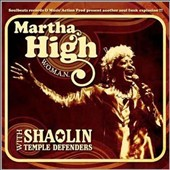 Shaolin Temple Defenders/Martha High: W.O.M.A.N. [Digipak]
