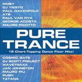 Various Artists: Pure Trance [Water Music]
