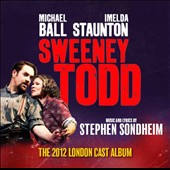 Various Artists: Sweeney Todd [2012 London Album]