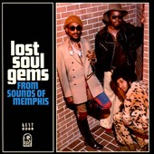 Various Artists: Lost Soul Gems from Sounds of Memphis