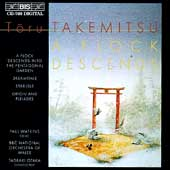 Takemitsu: A Flock Descends, etc / Otaka, Watkins, BBC Wales