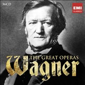 Wagner: The Great Operas [36 CDs]