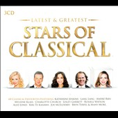 Various Artists: Latest & Greatest Stars of Classical [Slipcase]