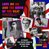 Various Artists: Love Me Do & The Birth of the Beat Boom of the 60's