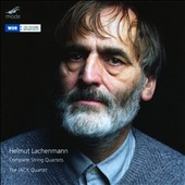 Helmut Lachenmann (b.1935): Complete String Quartets / The JACK Quarteet