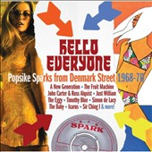 Various Artists: Hello Everyone: Popsike Sparks from Denmark Street 1968-70