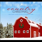Various Artists: Country Christmas [Somerset] [Digipak]