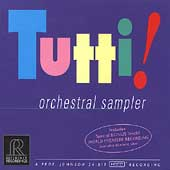 Tutti! - Orchestral Sampler