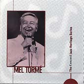 Mel Tormé: The Concord Jazz Heritage Series