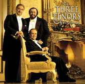 Three Tenors Christmas [Blu-Spec & DVD]