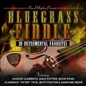 Various Artists: Bluegrass Fiddle Power Picks: 30 Instrumental Classics