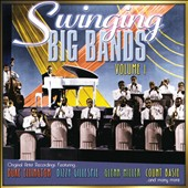 Various Artists: Swinging Big Bands, Vol. 1 [9/11]