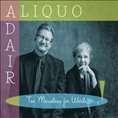 Don Aliquo/Beegie Adair: Too Marvelous for Words *