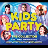 Various Artists: Kids Party: The Collection