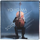 Yo-Yo Ma Solo - O'Connor, Sheng, Wilde, Tcherepnin, Kod&aacute;ly
