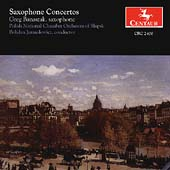 Saxophone Concertos - Glazunov, et al / Banaszak, et al