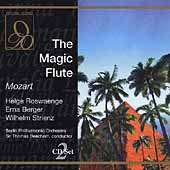 Mozart: The Magic Flute / Beecham, Roswaenge, Berger, et al