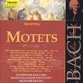 Edition Bachakademie Vol 69 - Motets