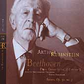 Rubinstein Collection Vol 79 -Beethoven: Piano Concerto, etc