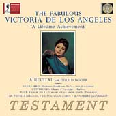 Victoria de Los Angeles - A Lifetime Achievement