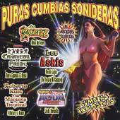 Various Artists: Puras Cumbias Sonideras