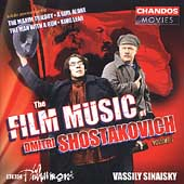 The Film Music of Shostakovich / Sinaisky, et al