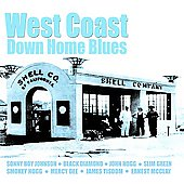 Various Artists: West Coast Down Home Blues