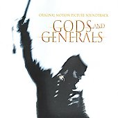 John Frizzell: Gods and Generals [Original Motion Picture Soundtrack] [Limited]