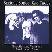 Serious Songs, Sad Faces / Mark Hetzler, Lisa Leonard