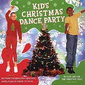 Kid's Dance Express: The Kid's Dance Express: Kid's Christmas Dance Party