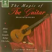 The Magic of the Guitar / Turibio Santos