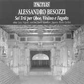 Besozzi: Sei Trii per Oboe, Violino e Fagotto / Vignali, etc