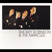 Smokey Robinson: Legends [Remaster]