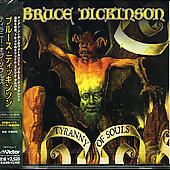 Bruce Dickinson (Iron Maiden): Tyranny of Souls [Bonus Track]