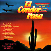 Johnny Ventura/Anthony Ventura: El Condor Pasa