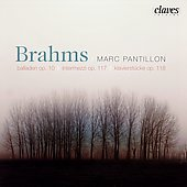 Brahms: Piano Works / Marc Pantillon
