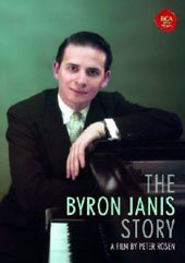 The Byron janis Story, a film by Peter Rosen - Archival performances, interviews with Emanuel Ax; Lorin Maazel [DVD]