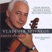 Spivakov: Violin Sonatas